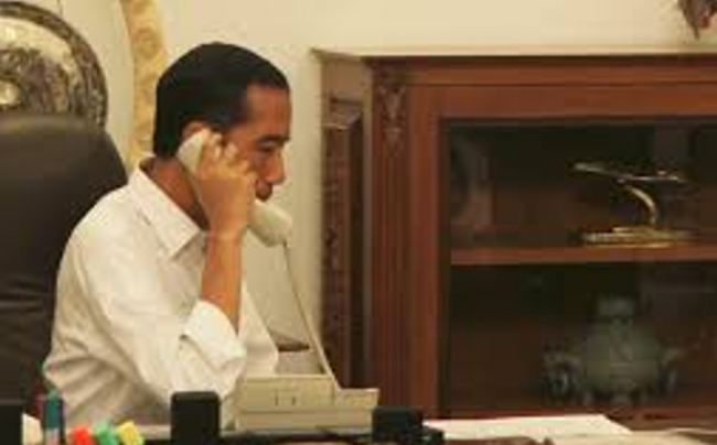 Pesan Terakhir Jokowi Sebelum Raja Salman Tinggalkan Bali
