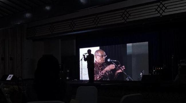 Pidato Kebangsaan Buya Syafii Maarif di Milad ke-34 MIzan
