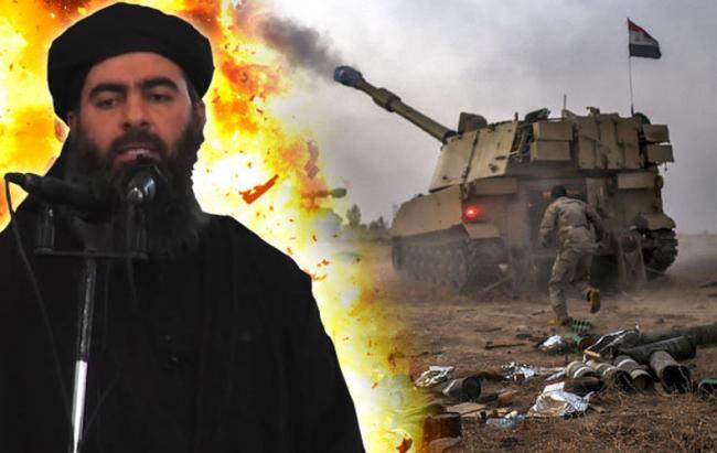 Tak Malu 'Jilat Ludah Sendiri', Al-Baghdadi Kabur dari Mosul
