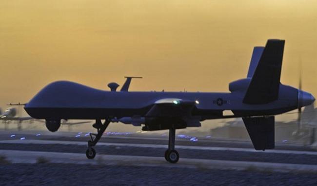 AS Incar Eksekusi Dua Jurnalis Muslim Lewat Operasi Drone Eksekutor