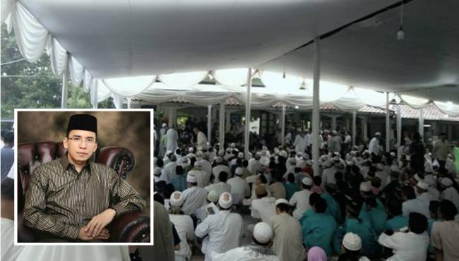 Gubernur NTB Tuan Guru Bajang Ajak Bangun Negara dengan Makmurkan Masjid