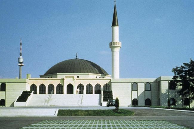 Inilah Masjid Megah dan Terbesar di Austria