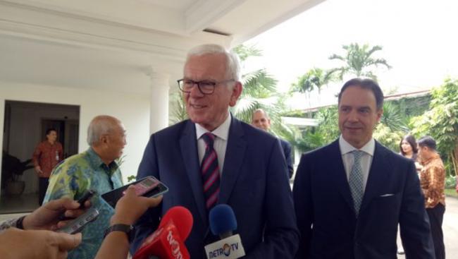 Jerman Akui Kesengsem Islam Moderat ala Indonesia