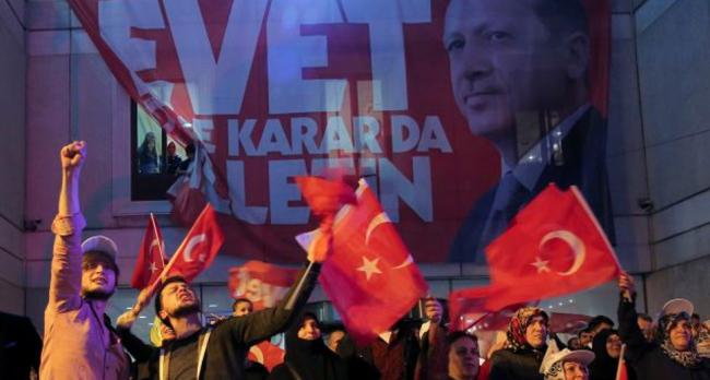 Kembalinya Kuasa Istimewa Sultan Ottoman ke Tangan Sultan Erdogan