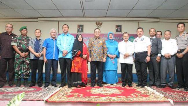 Ketua MPR Jangan Jadikan Kebinekaan Alat Menista Agama
