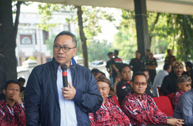 Ketua MPR Mau Indonesia Maju, Terapkan Pancasila dalam Perilaku
