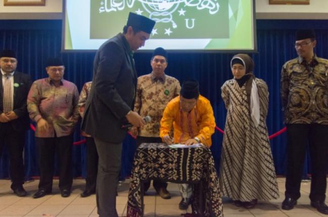Konferensi Internasional Islam Nusantara Hasilkan Piagam Den Haag