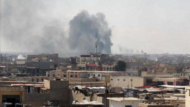 Serangan Udara Pasukan Koalisi Tewaskan Tangan Kanan Al-Baghdadi