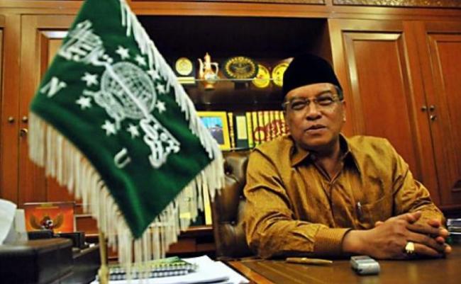 Seruan Damai Ketum PBNU Jelang Pilkada Jakarta Putaran Kedua