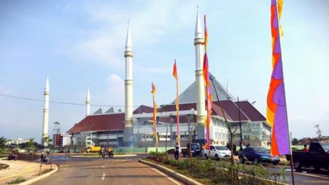 Tuai Polemik, Peresmian Masjid Raya Jakarta Dimajukan Besok