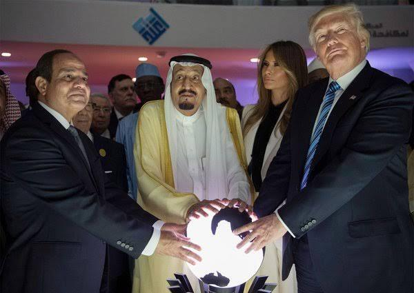 Ini Tujuan Lawatan Trump ke Saudi yang Tak Banyak Diketahui Publik