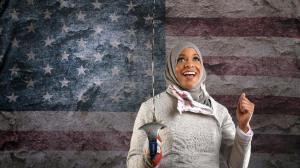 Atlet Anggar Amerika Serikat Ibtihaj Muhammad