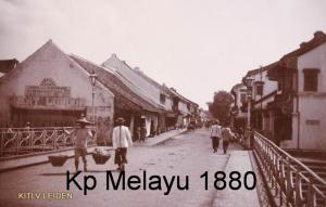 Kampung Melayu Tempo Dulu