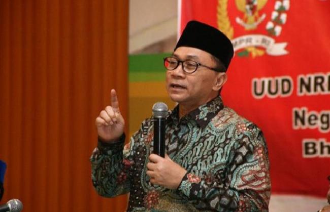 Ketua MPR Muslim Patuhi Agamanya itu Pancasilais, Bukan Radikal
