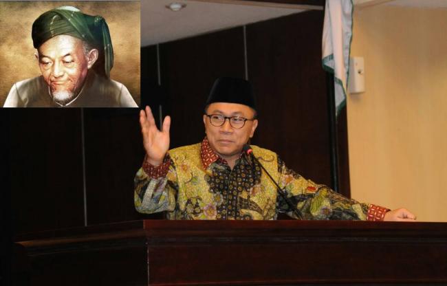 Ketua MPR Seperti KH Hasyim Asy'ari, Muslim itu Pancasilais dan Penjaga Kebinekaan