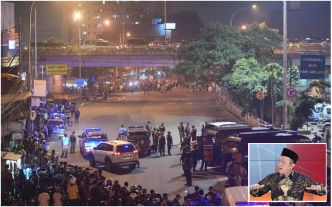 Kutuk Aksi Bom Bunuh Diri Kampung Melayu, Begini Kata MUI