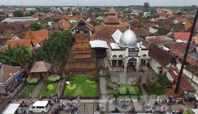 Masjid Menara Kudus, Simbol Sukses Ratusan Tahun Kelola Keragaman