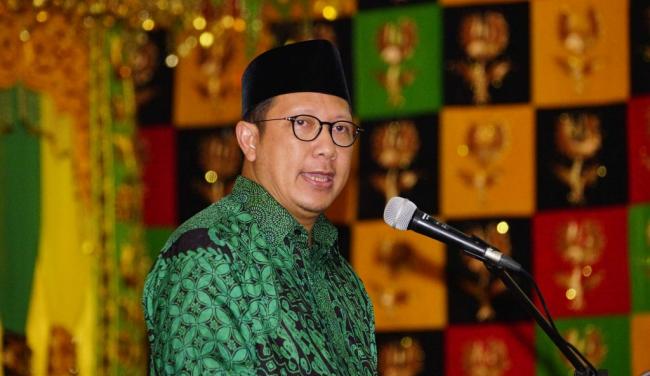 Menag Akui Pemerintah Sudah Peringatkan HTI Sejak 2016