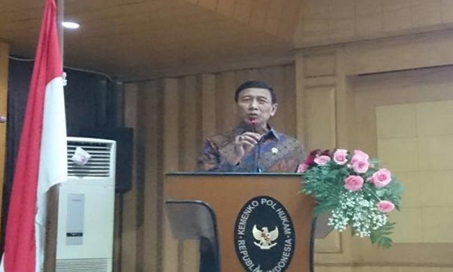 Menko Polhukam Wiranto Pro-Kontra Vonis Ahok itu Dinamika Demokrasi