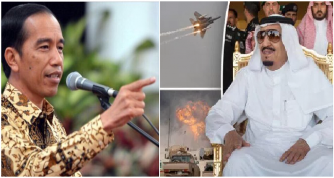 OPINI - Benarkah Jokowi Datang ke Saudi untuk Bubarkan Aliansi Arab Nato