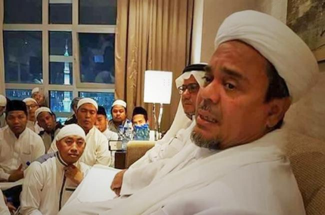 Pasca Kunjungan Jokowi ke Saudi, Habib Rizieq Dikabarkan Siap Pulang ke Indonesia