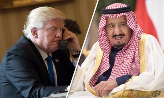 Sambut Lawatan Perdana Trump, Saudi Siapkan Dana 914 Miliar