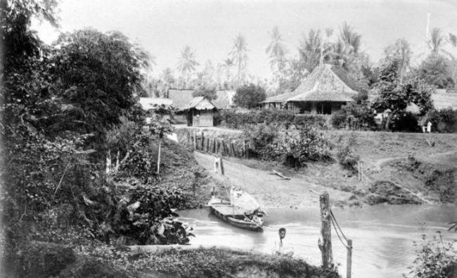 Sekilas Sejarah Kampung Melayu Tempo Dulu