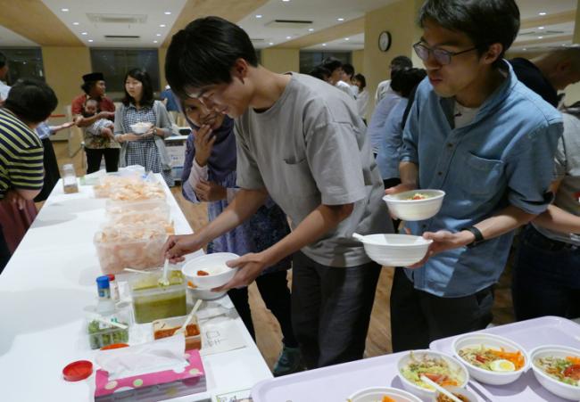 Begini Tradisi Bukber Ala Komunitas Muslim Jepang
