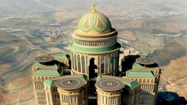 Hotel Terbesar Dunia Abraj Kudai, Ikon Baru Arab Saudi
