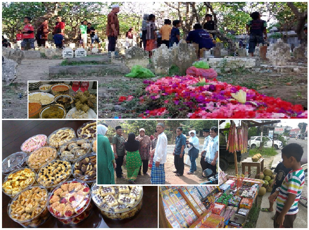 Inilah Lima Tradisi Unik Lebaran Khas Indonesia