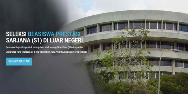 Kemenag Pendaftaran Beasiswa Kuliah Ke Luar Negeri Ditutup 25 Juni