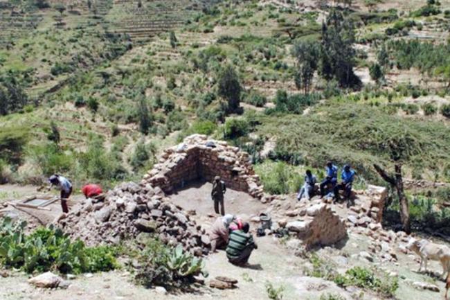 Kota Tua Peradaban Islam Abad ke-10 Ditemukan di Ethiopia