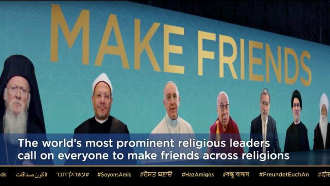 Make Friends Tekankan Perlunya Persahabatan Antaragama