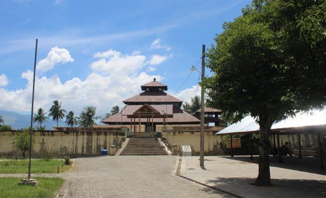 Masjid Indrapuri, Saksi Sejarah Peradaban Islam Tanah Rencong