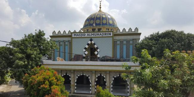 Masjid Ramah Lingkungan dan Ramah Anak Ada di Bekasi