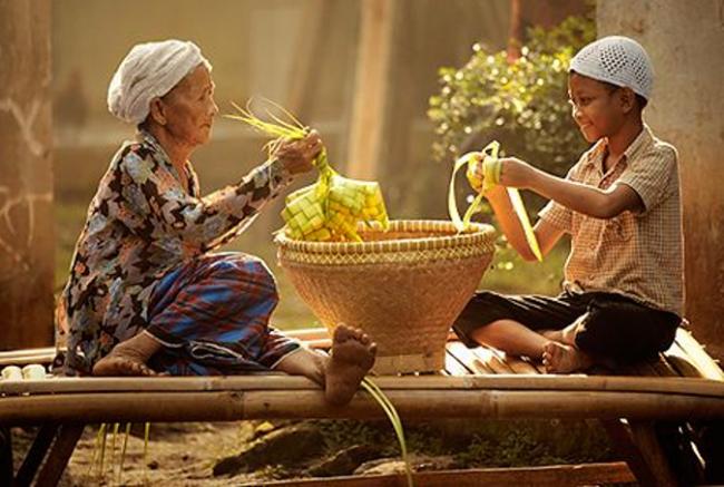 Mengenal Aneka Makna Hari Raya Lebaran di Indonesia