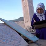 Nuriyyah, Guru Kaligrafi Wanita Pertama Asal Maroko