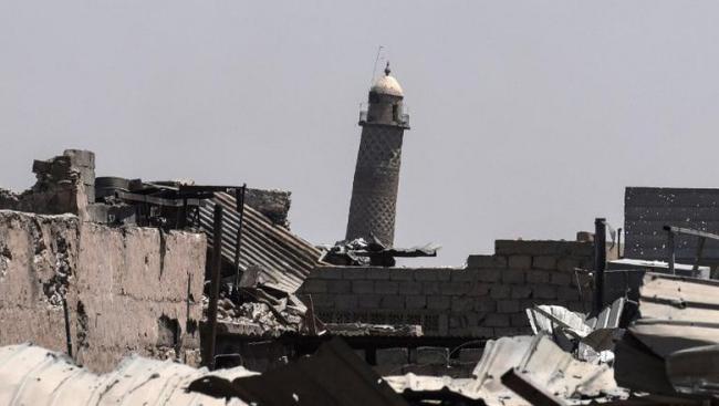 PM Irak Sebut Ulah ISIS Ledakkan Masjid Mosul sebagai 'Deklarasi Kekalahan'