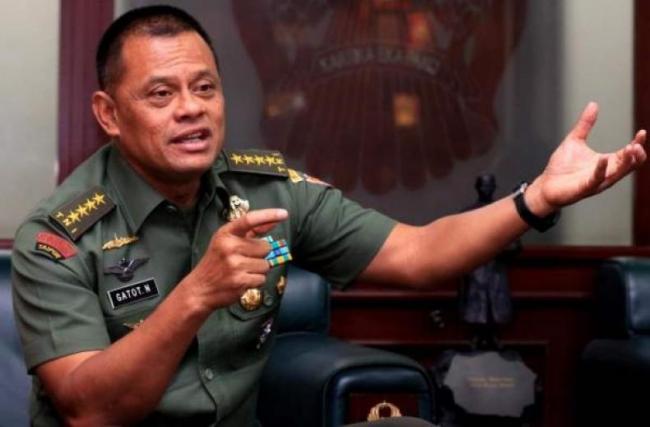 Panglima TNI Pimpinan Tertinggi TNI Pertama adalah Seorang Ulama
