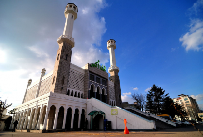 Seoul Central Mosque, Masjid Bersejarah di Korea Selatan