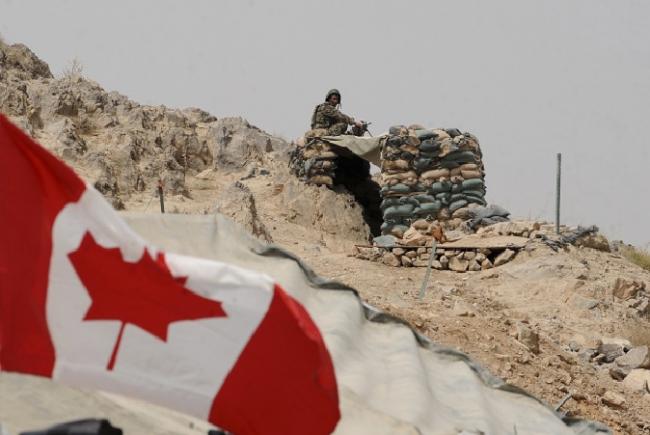 Sniper Kanada Tembak Mati Anggota ISIS dari Jarak 3,5 KM