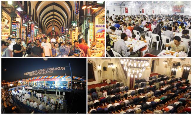 Tujuh Tradisi Unik Ramadhan di Turki
