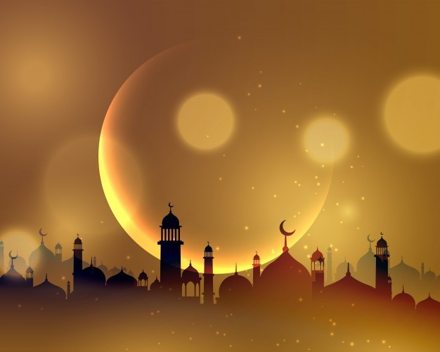 golden-city-background-of-eid-mubarak_1017-8713