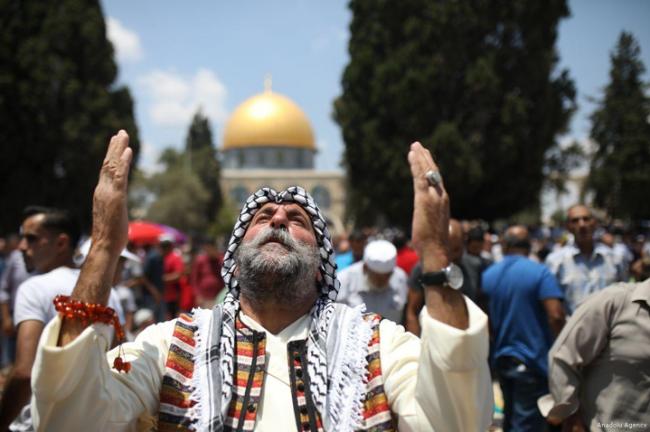 Negara Arab Lebih Sibuk Bertengkar Ketimbang Peduli Nasib Palestina