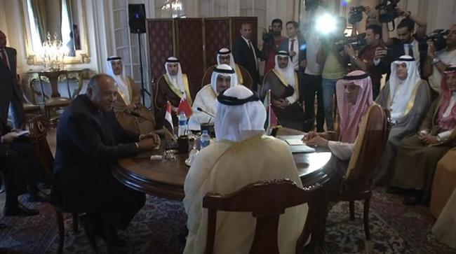 Negara-Negara Arab Berencana Perberat Sanksi Atas Qatar