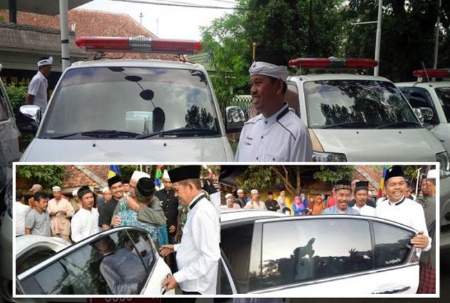 islam indonesia islam untuk semua di purwakarta mobil dinas siap pakai antar jemput jemaah haji. Black Bedroom Furniture Sets. Home Design Ideas