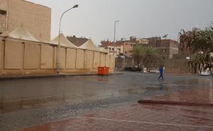 Hujan Guyur Madinah
