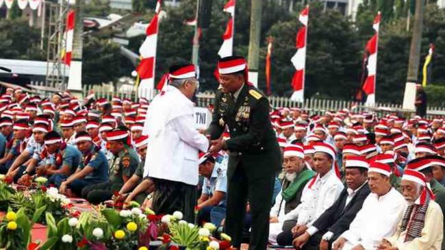 Ketum MUI Jaga Negara dari Bahaya Separatisme dan Radikalisme