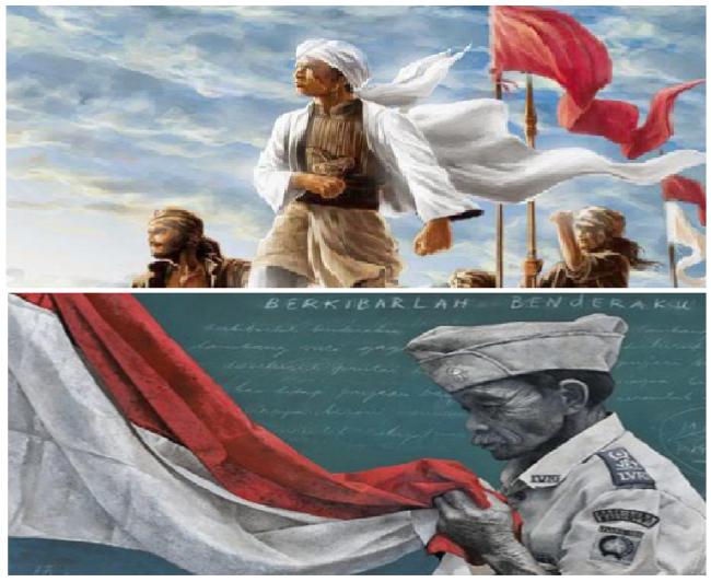 Kisah Merah-Putih Sejak Raja-Raja Nusantara Hingga Indonesia Merdeka