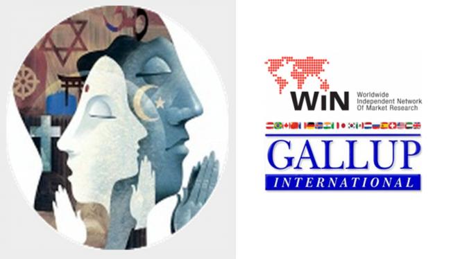 Negara 'Tak Bertuhan' Versi Gallup International